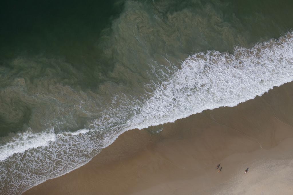 Der Strand von Ipanema bei Rio de Janeiro, Brasilien (Keystone/AP Photo/Felipe Dana)