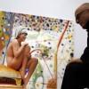 Kunst und Betrachter in Köln, Deutschland (Keystone/AP Photo/Frank Augstein)