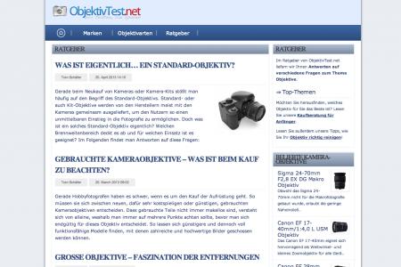 Objektivtest.net