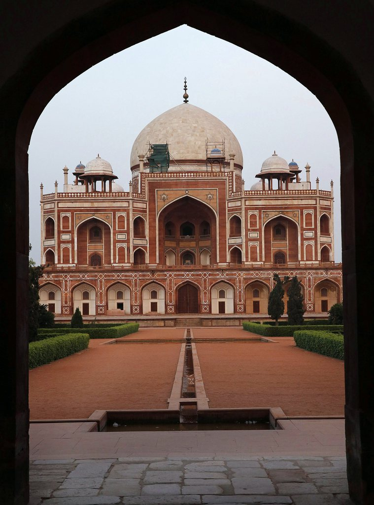 Humayuns Grab in Neu Delhi, Indien (Keystone/EPA/Harish Tyagi)