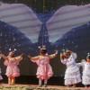 """Neueröffnung des Parks """"Reich der Zwege"""" - Ballett Schwanensee, Kunming, China EPA/DIEGO AZUBEL"""