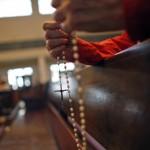 Messe zum Gedenken von Erzbischof Roberto Gonzalez Nieves in San Juan, Puerto Rico (Keystone/AP Photo/Ricardo Arduengo)