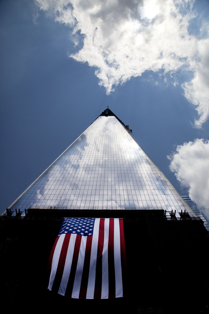 Das neue World Trade Center in New York, USA (Keystone/AP Photo/Mark Lennihan)