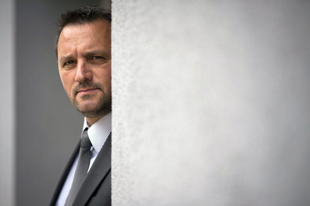 Jean-Marie Bornet (Keystone/Olivier Maire)