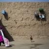 Mädchen in den Vororten von Kandahar, Afghanistan (Keystone/AP Photo/Anja Niedringhaus)