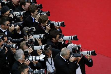 Roter Teppich in Cannes, Frankreich (Keystone/AP Photo/Eric Gaillard)