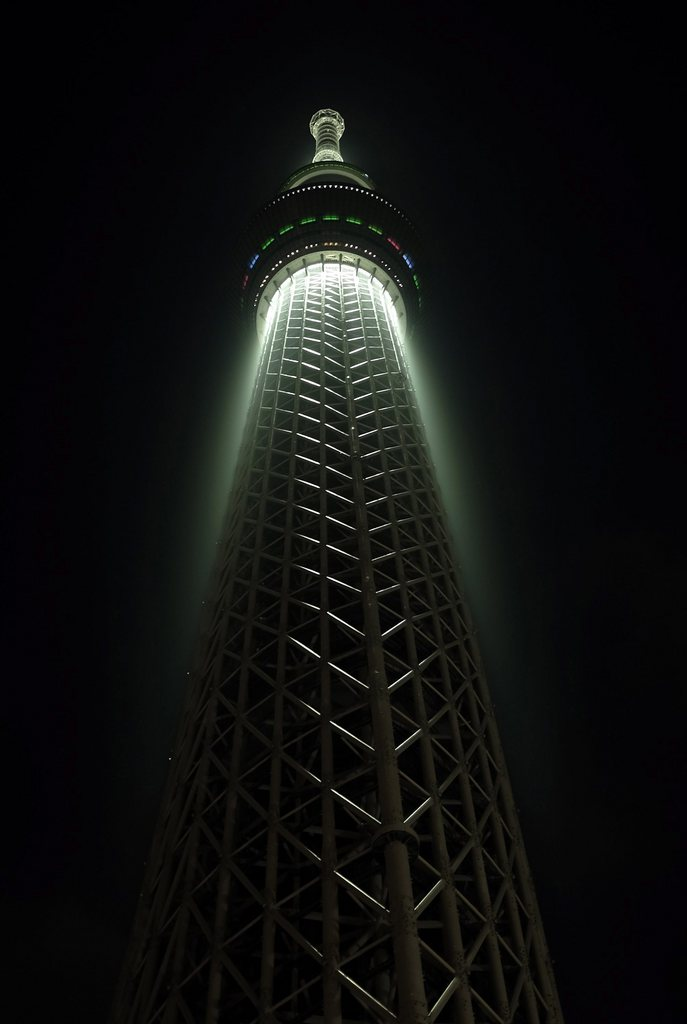 Der Skytree in Tokyo, Japan (Keystone/EPA/Franck Robichon)