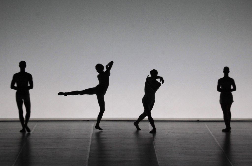 Ballett im Canberra Theatre, Canberra Australien EPA/LUKAS COCH
