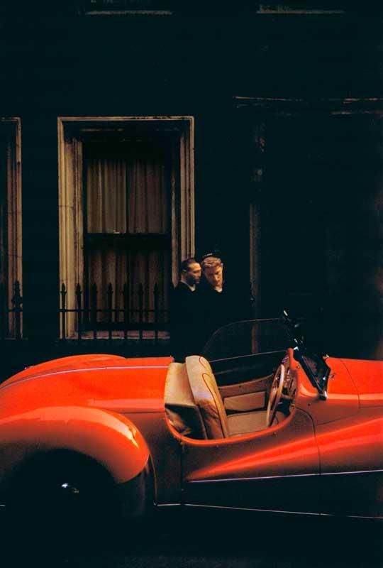 Inge Morath, London 1953.
