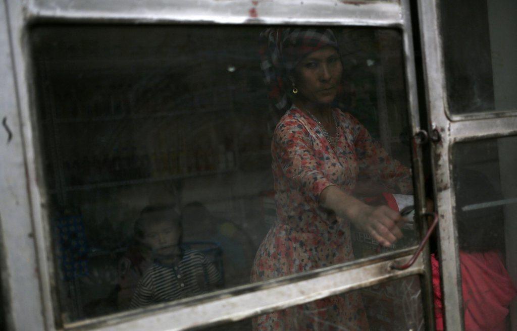 Reportage: Uiguren in China EPA/HOW HWEE YOUNG