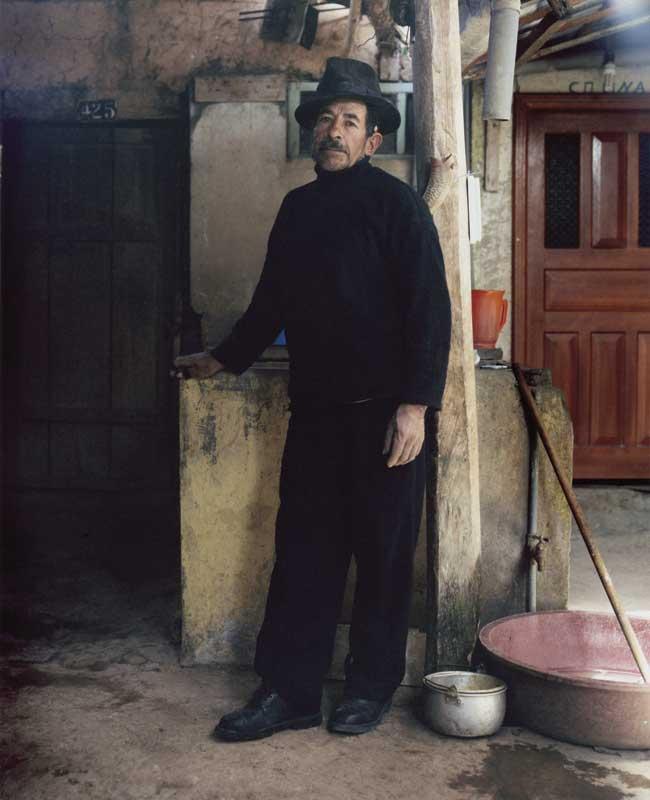Frank Gaudlitz: Miguel Aurelio Álvarez Calle, 64, Ingapirca, Ecuador