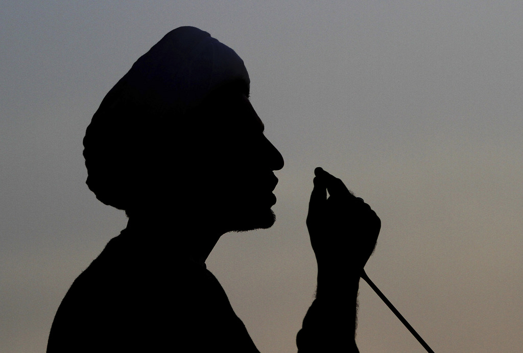 Sheik Ali Salman in Saar, Bahrain (Keystone/AP Photo/Hasan Jamali)