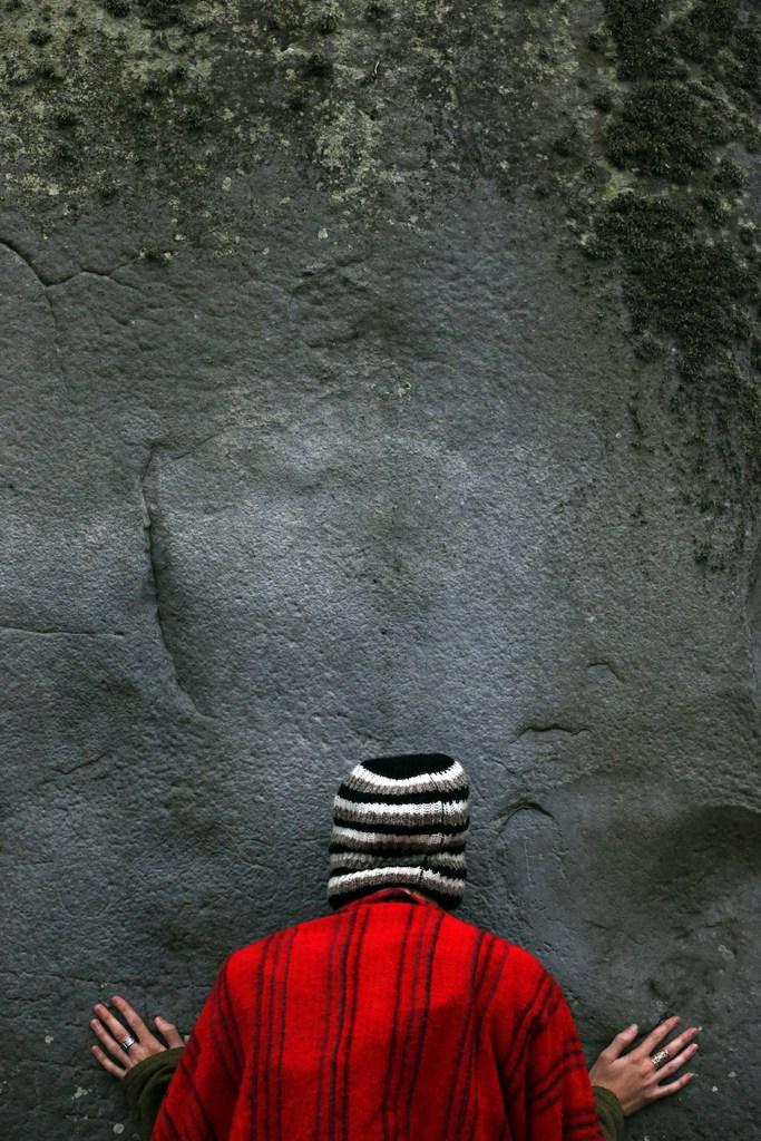 Besucher von Stonehenge, Großbritannien (Keystone/AP Photo/Lefteris Pitarakis)