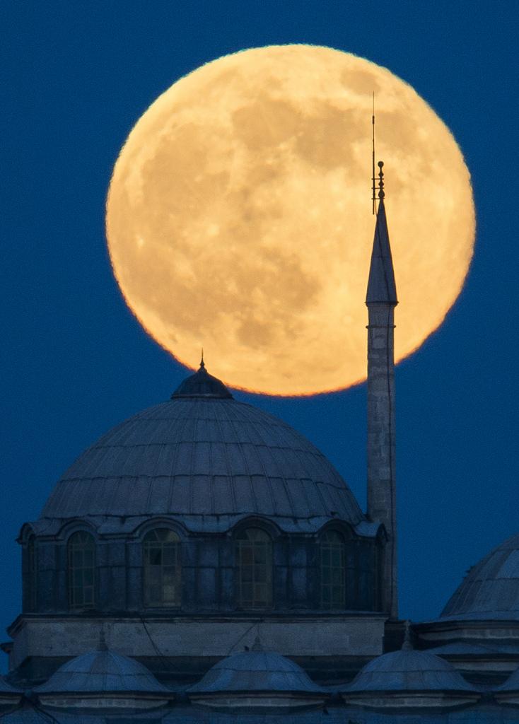 Topkapi-Palast in Istanbul, Türkei (AP Photo/Gero Breloer)