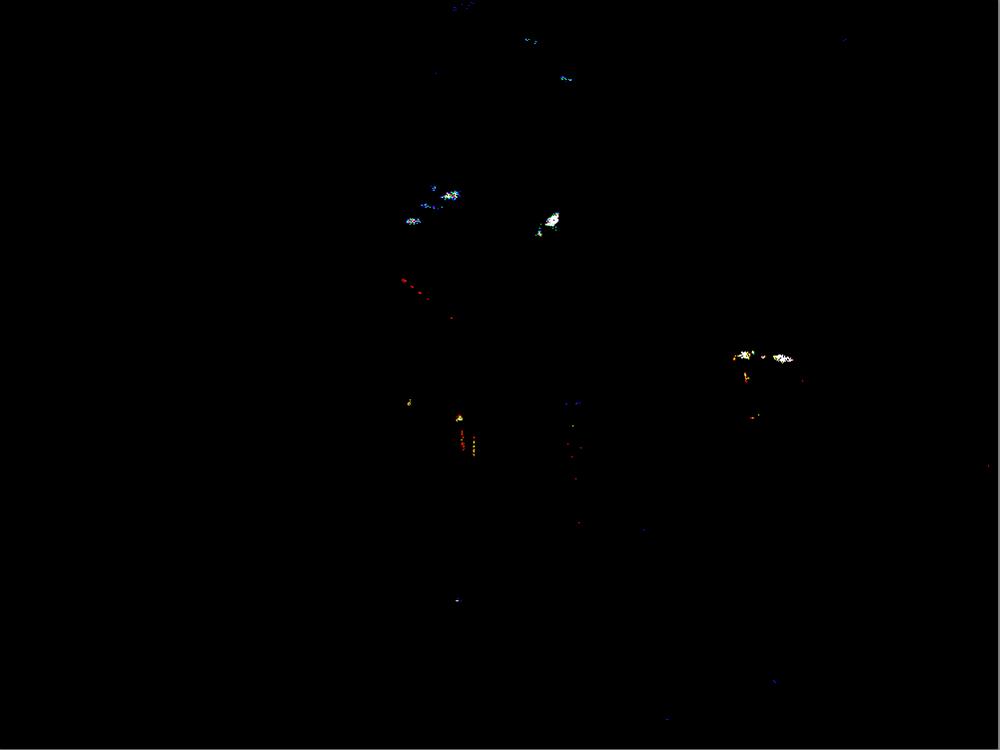 Tonwerte: Ausbrennende Lichter