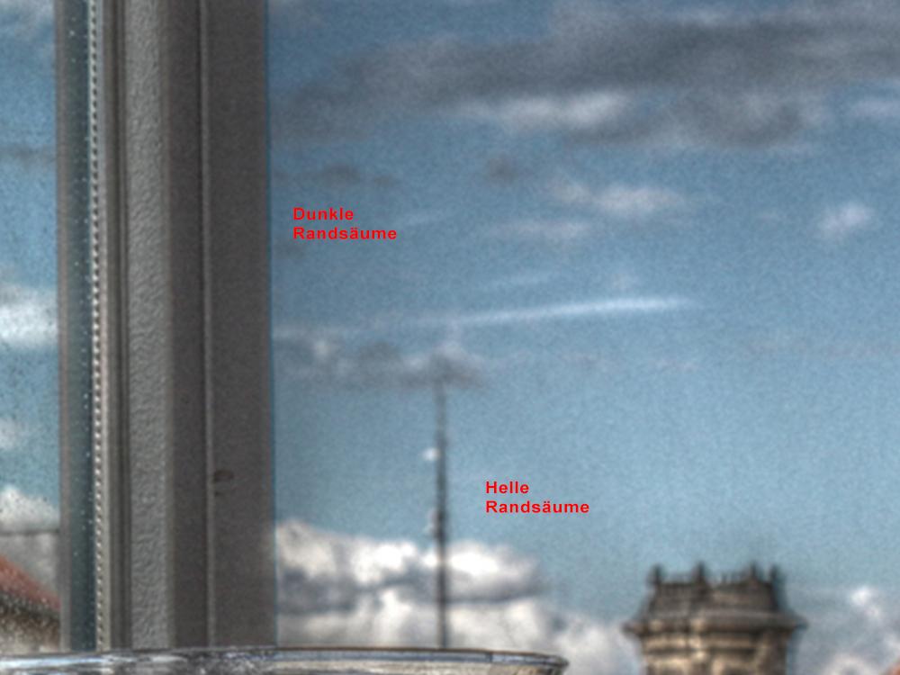 Struktur: Randsäume