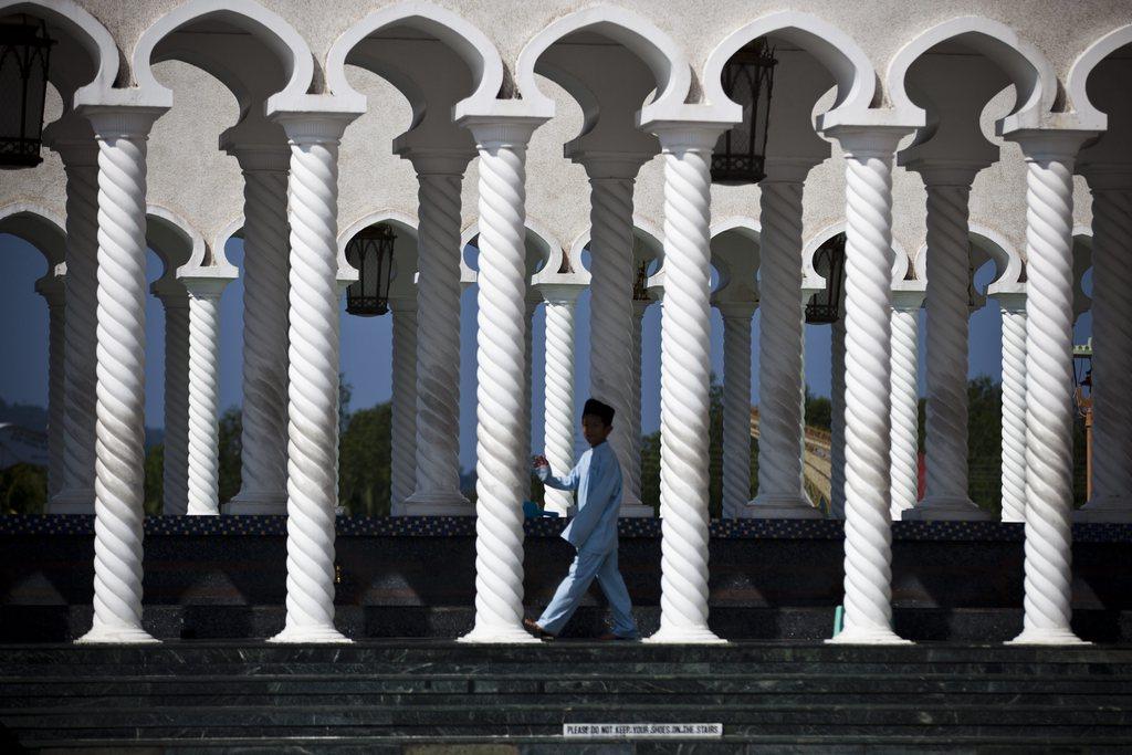 Moschee, Brunei EPA/LUONG THAI LINH