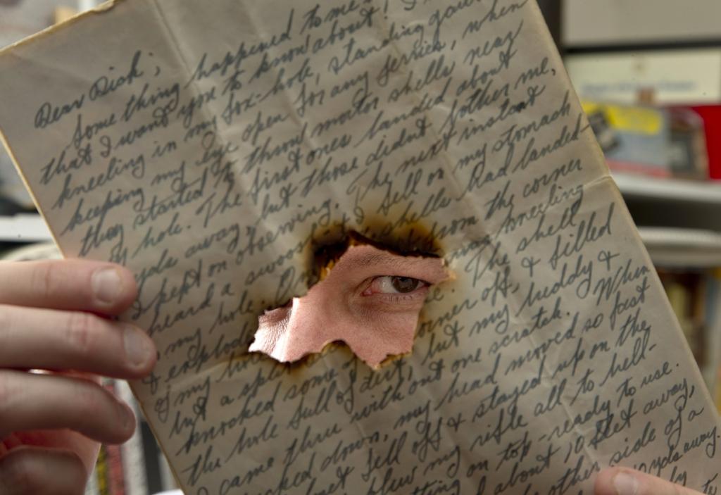 Der Historiker Andrew Carroll (Keystone/AP Photo/Alex Brandon)