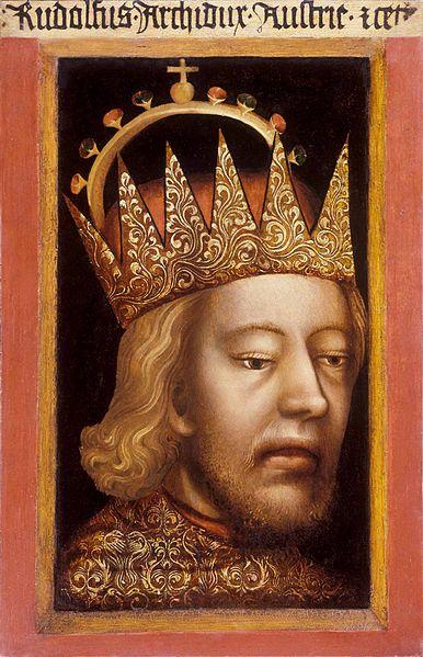 Porträt von Rudolf IV (Quelle: Wikipedia)