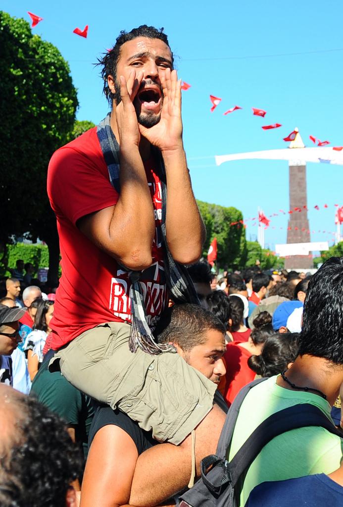 (AP Photo/Hassene Dridi)