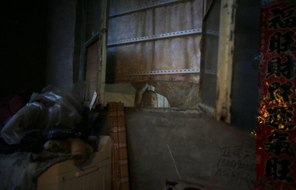 In einem Slum in Beijing China   EPA/HOW HWEE YOUNG