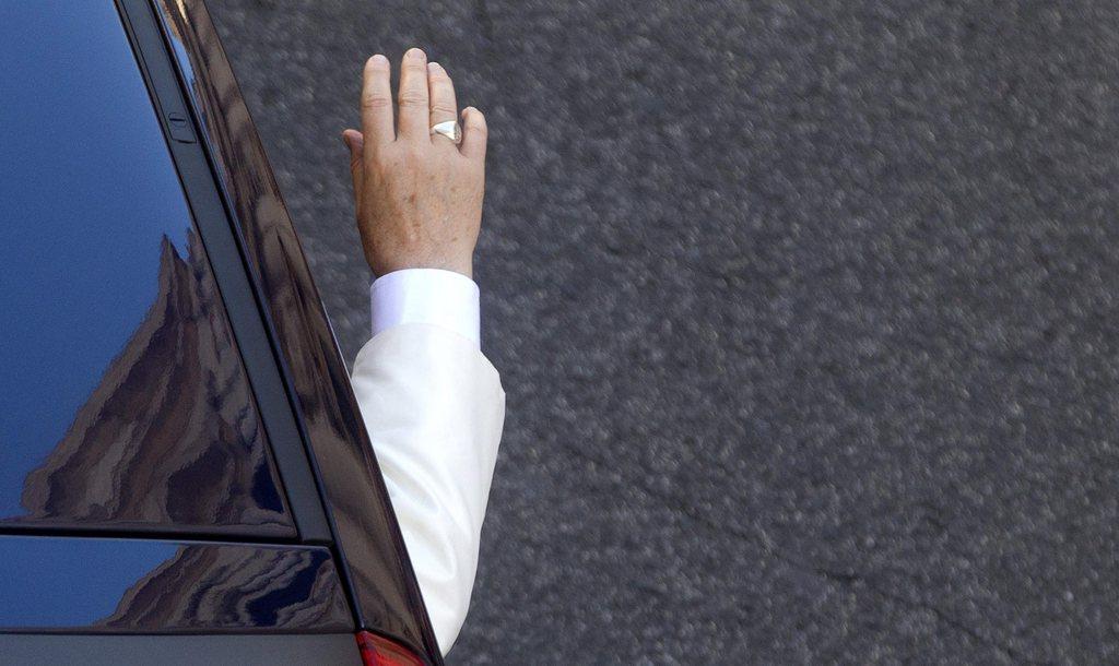 Papst Franziskus in Rom, Italien (Keystone/EPA/Claudio Peri)