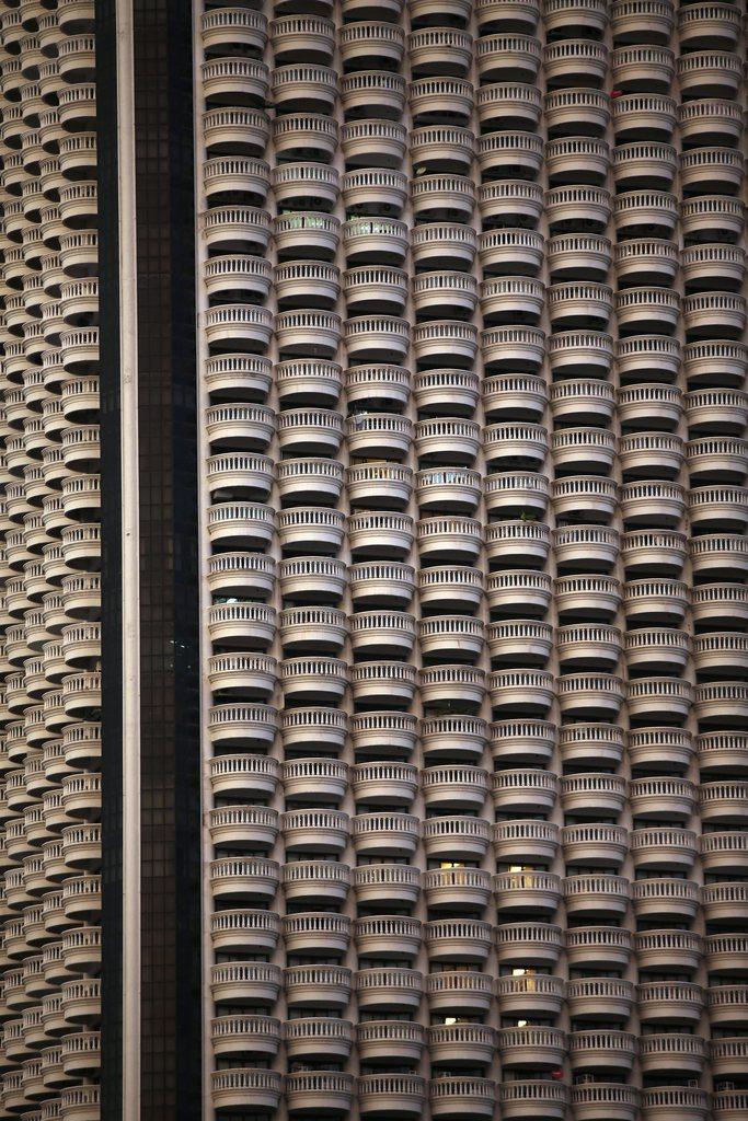 Hochhaus in Bangkok, Thailand (Keystone/EPA/Barbara Walton)