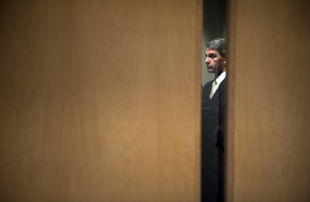 Ken Cuccinelli in Arlington, USA (Keystone/AP Photo/Cliff Owen)