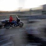 Harley Davidson feiert den 110. Geburtstag in Milwaukee, USA (Keystone/AP Photo/Morry Gash)