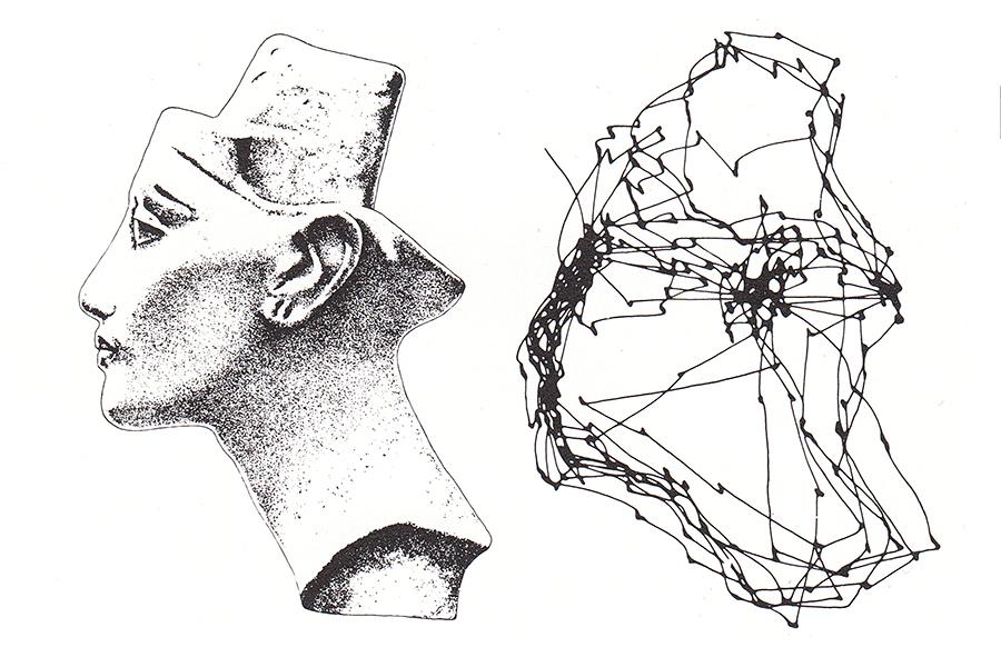 Notons und Starks Experiment zur Blickbewegung