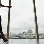 London Fashion Week, Großbritannien (Keystone/AP Photo/Alastair Grant)