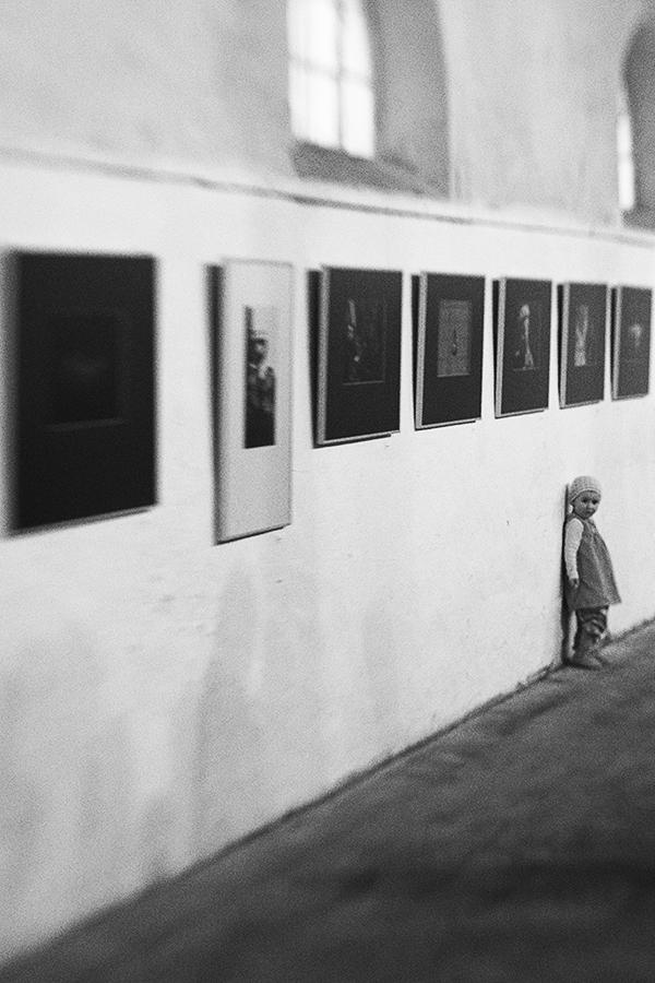 Vergleichsarbeit 1: 'Mädchen in Ausstellung'