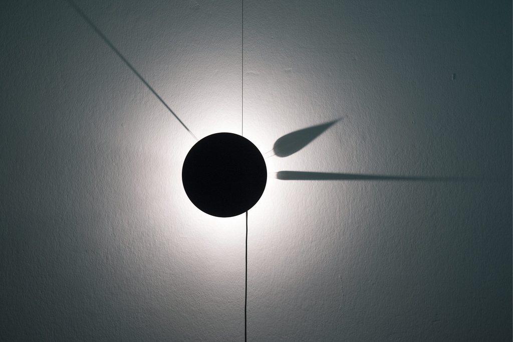 Schattenuhr von Poetic Lab in Weil am Rhein, Deutschland (Keystone/Georgios Kefalas)