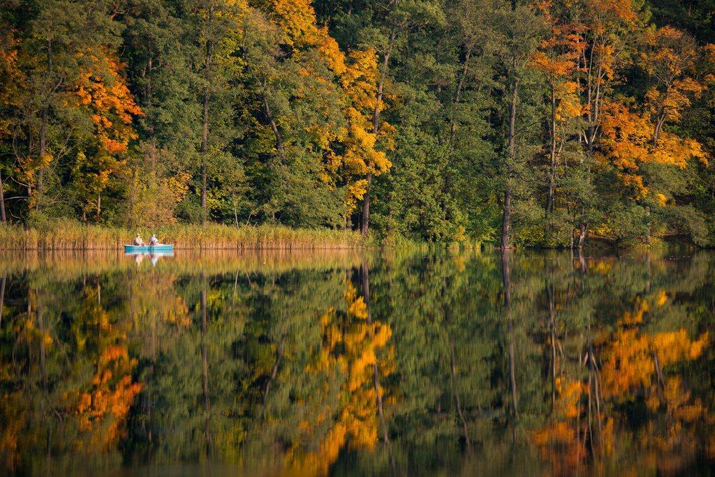 Herbst in Treplin, Deutschland (Keystone/EPA/Patrick Pleul)