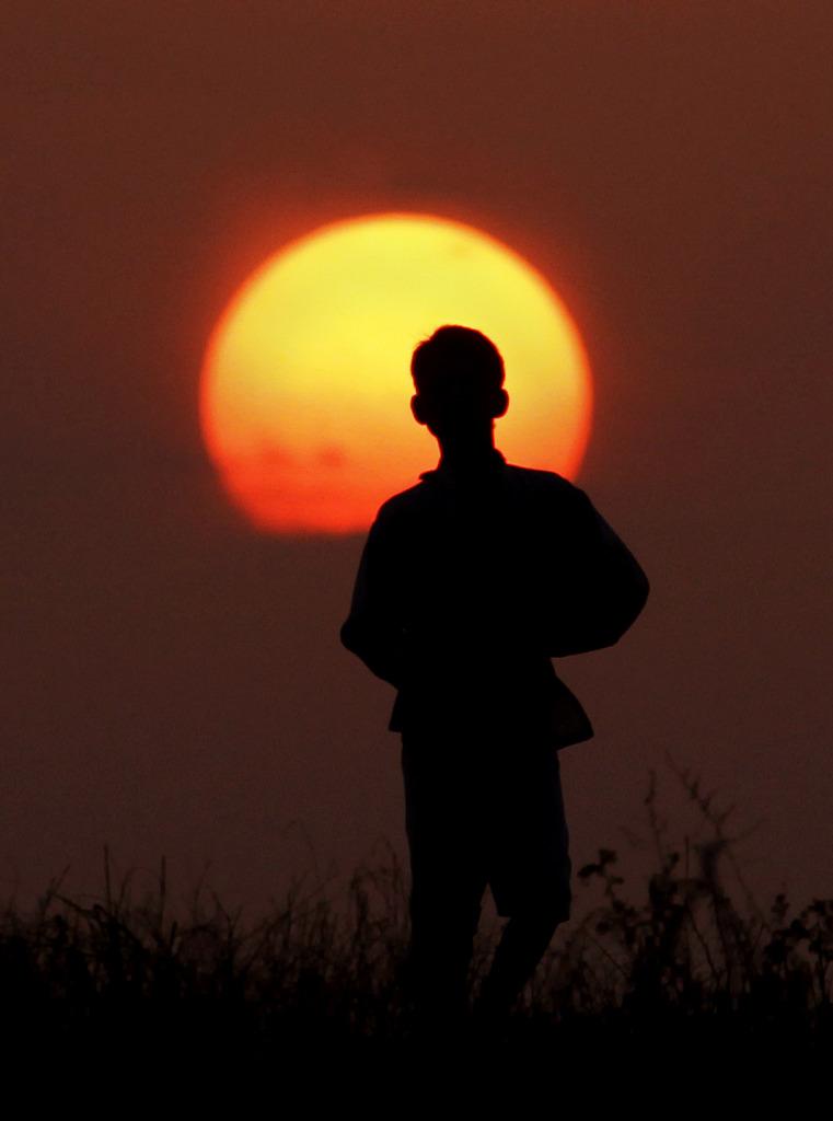 Junge in den Vororten von Islamabad, Pakistan (Keystone/AP Photo/Anjum Naveed)