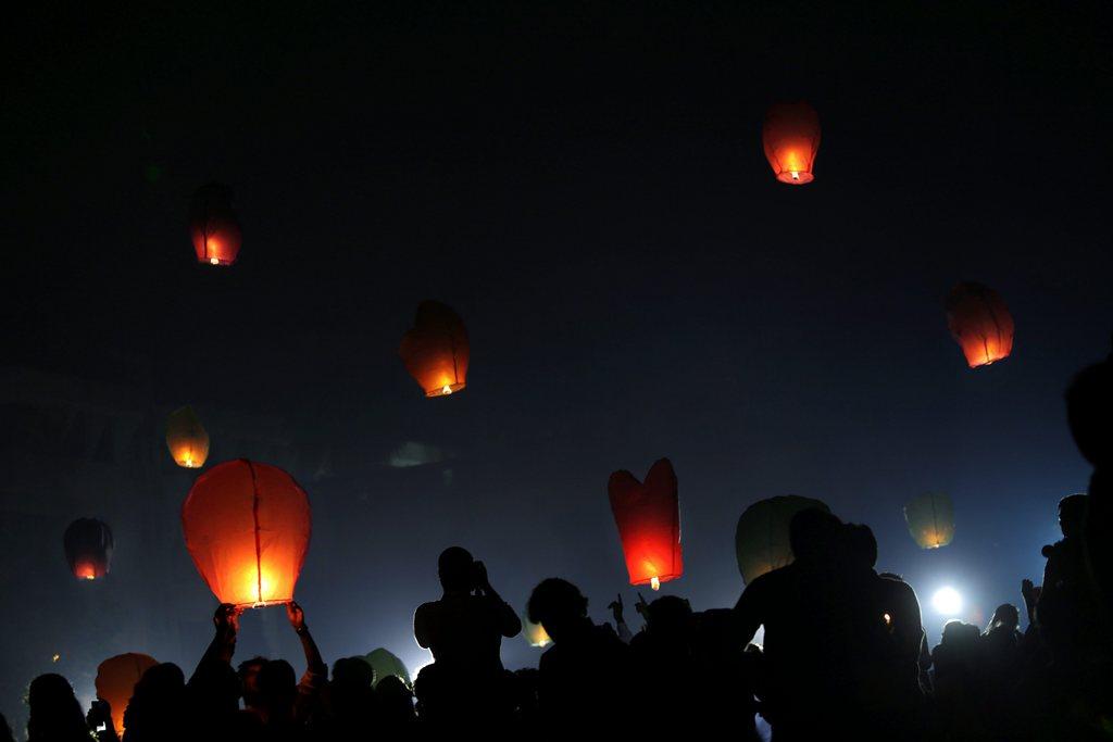 Feiern zu Diwali in Kalkutta, Indien (Keystone/EPA/Piyal Adhikary)
