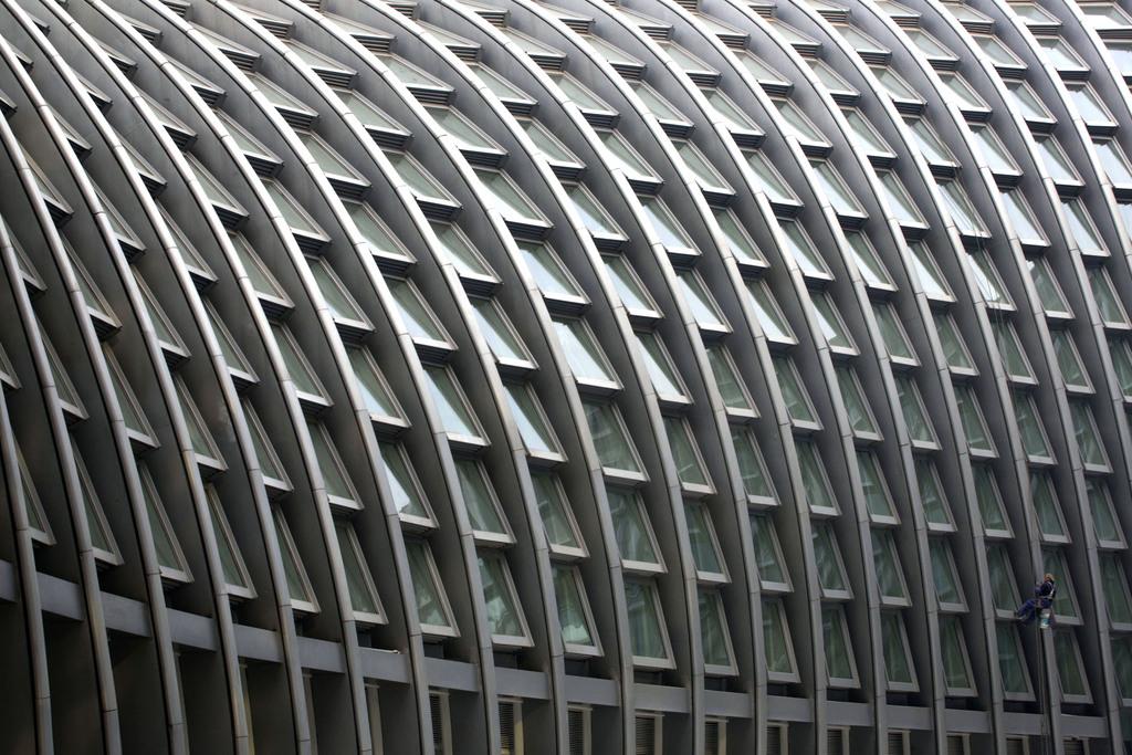 Architektur in Beijing China (AP Photo/Ng Han Guan)