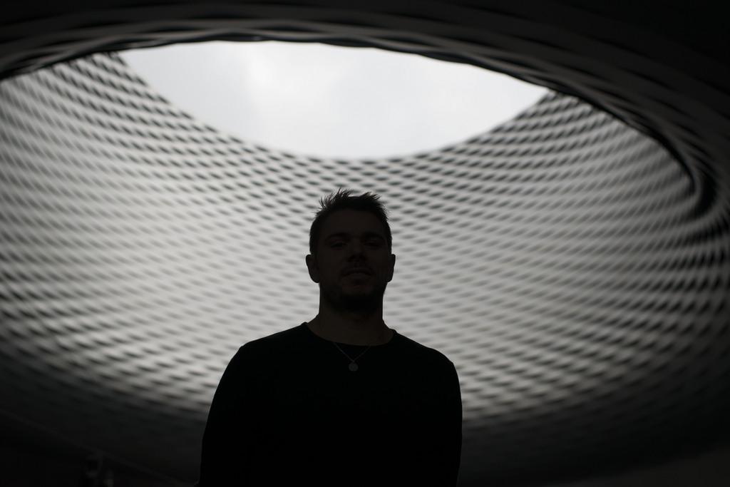 Stanislas Wawrinka in Basel, Schweiz (Keystone)