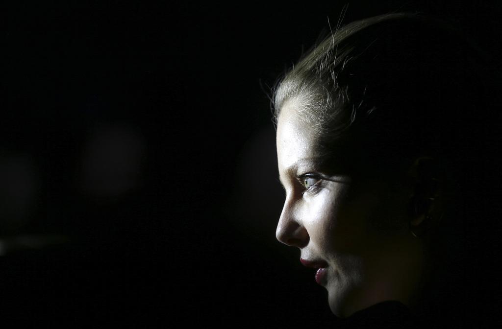 Eniko Mihalik in Mailand, Italien (Keystone/AP Photo/Antonio Calanni)