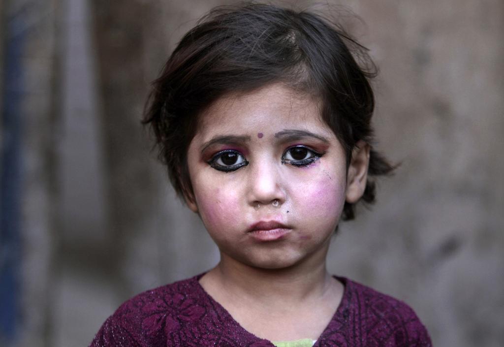 Mädchen in Jalalabad Afghanistan  (AP Photo/Rahmat Gul)