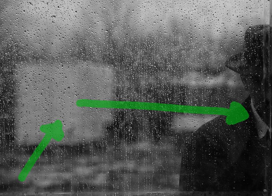 Komposition: Horizontale Spiegelung