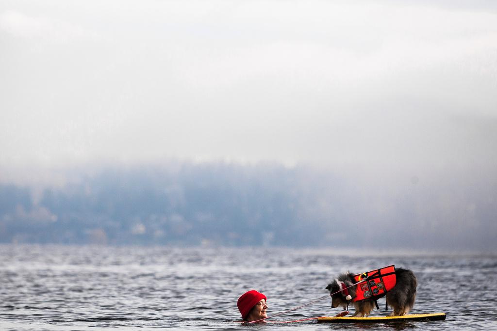 Seattle, USA (Keystone/AP Photo/Jordan Stead)