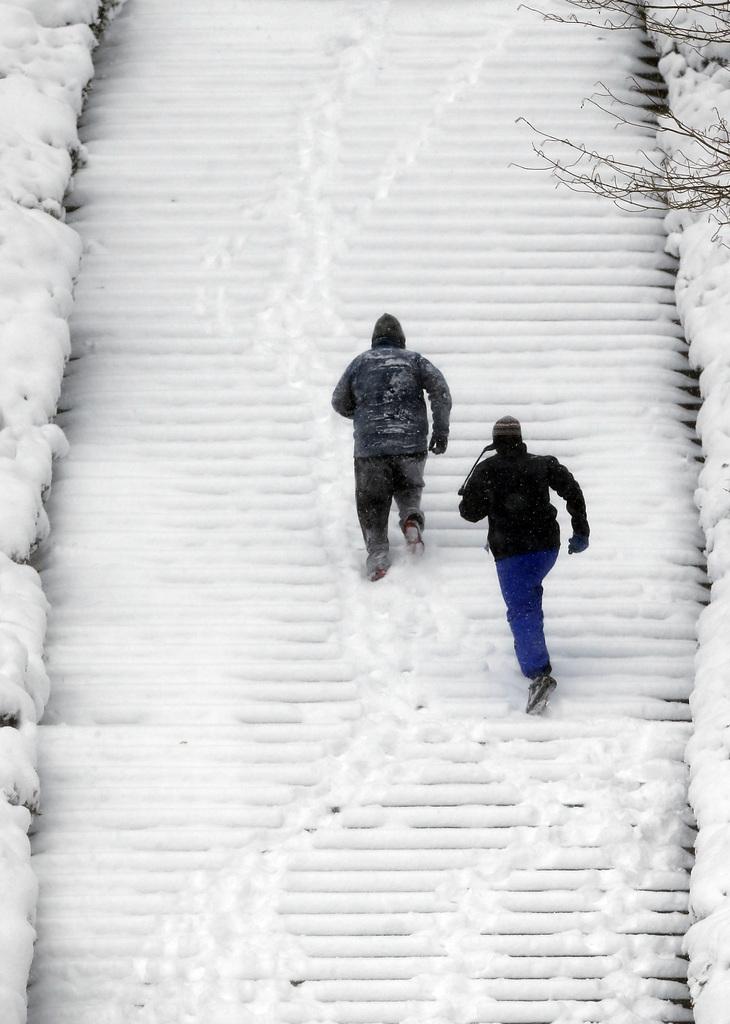 Indianapolis, USA (Keystone/AP Photo/Michael Conroy)
