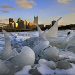Skyline von Pittsburgh, USA (Keystone/AP Photo/Gene J. Puskar)
