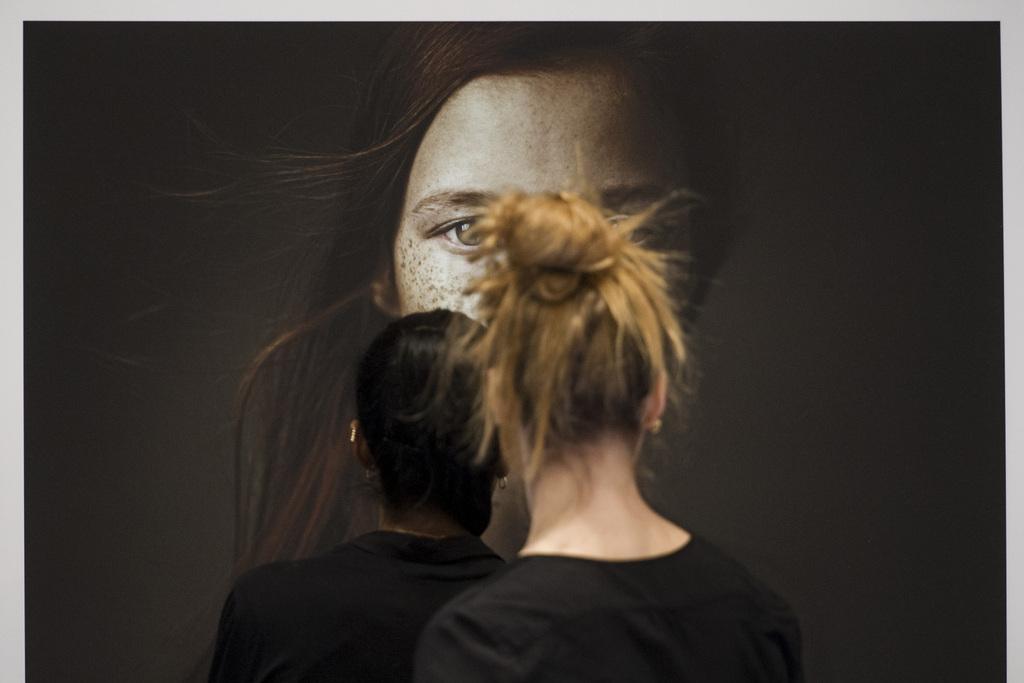 Ausstellung «Photo 14» in Zürich, USA (Keystone/Ennio Leanza)