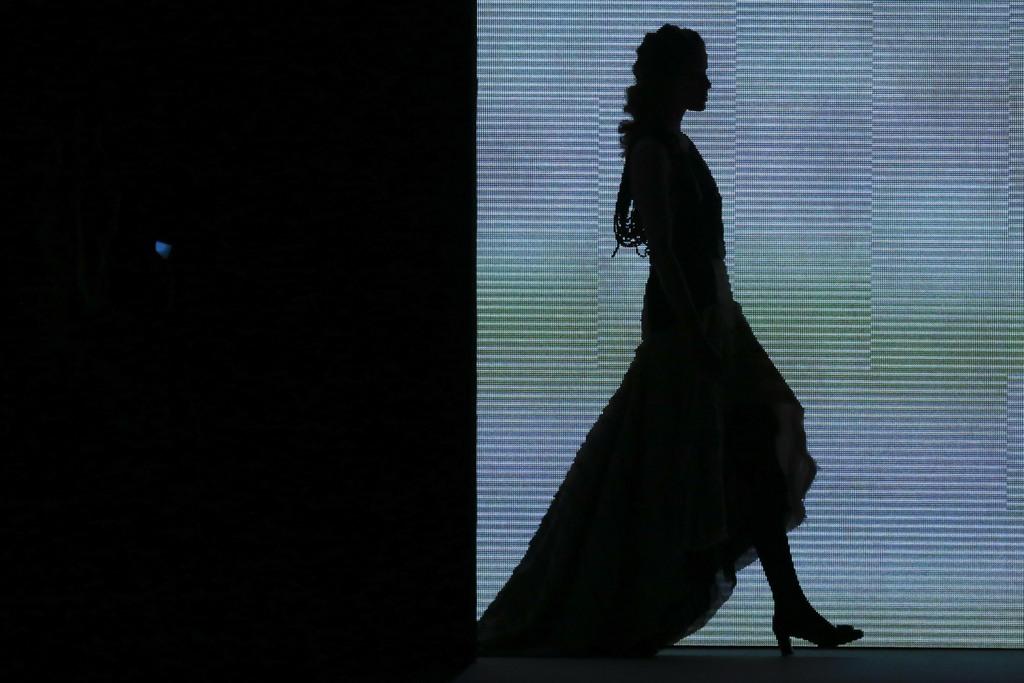 Modewoche Berlin (AP Photo/Markus Schreiber)