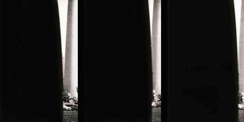 Blende von links, Berlin 1992 (c) Kurt Buchwald