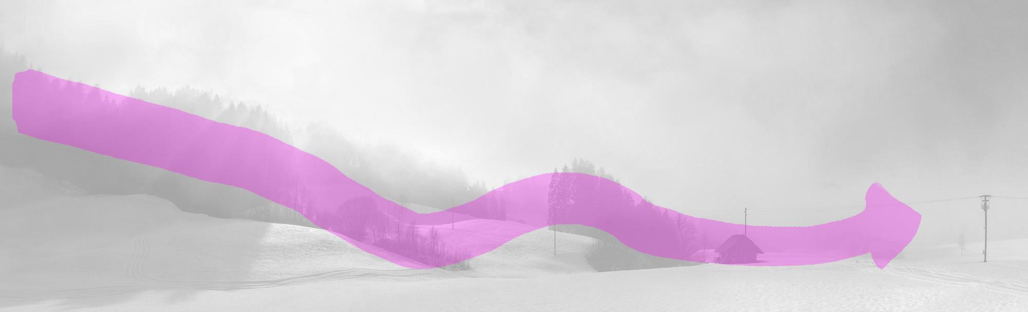 Komposition: Visualisierung der Blickführung