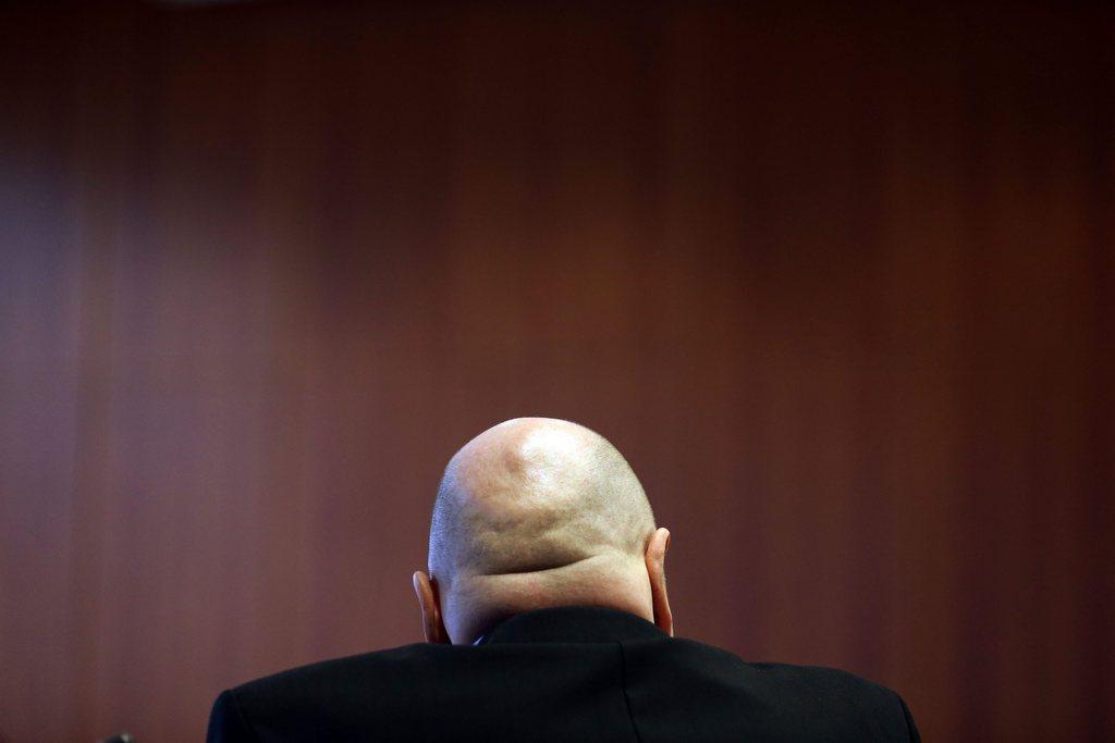 Angeklagter im Teldafax-Prozess, Bonn D, EPA/OLIVER BERG