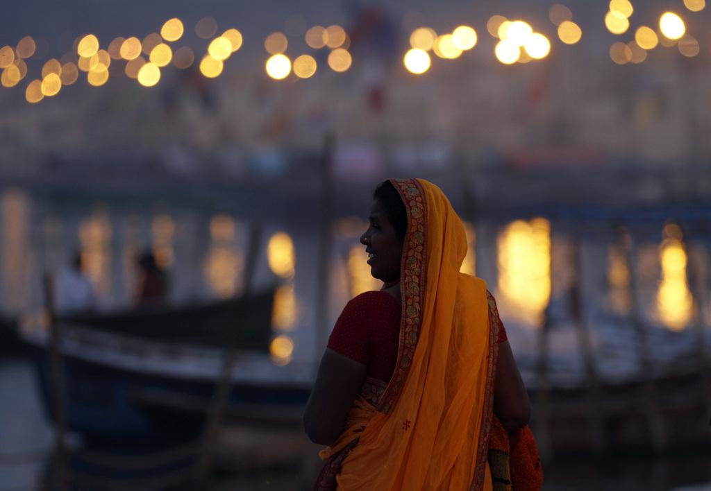 Allahabad, Indien (Keystone/AP Photo/Rajesh Kumar Singh)